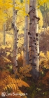 Autumn Sentinels 12x24in (sold)
