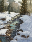 Beaver Creek 12x9in