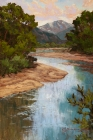 Fountain Creek 24x36in