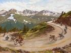 Independence Pass 12x16in (sold)