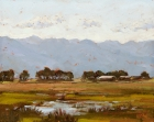 Spring in the San Luis 10x8in