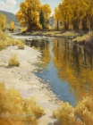 Colorado Gold 24x18in SOLD