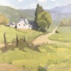 "Pleasant Valley Ranch 8""x8"""