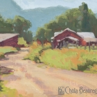 Fetcher Ranch 12x16 in SOLD