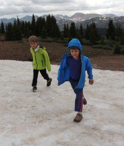 glacier boys